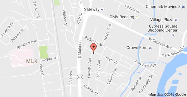 google map – Living Hope on